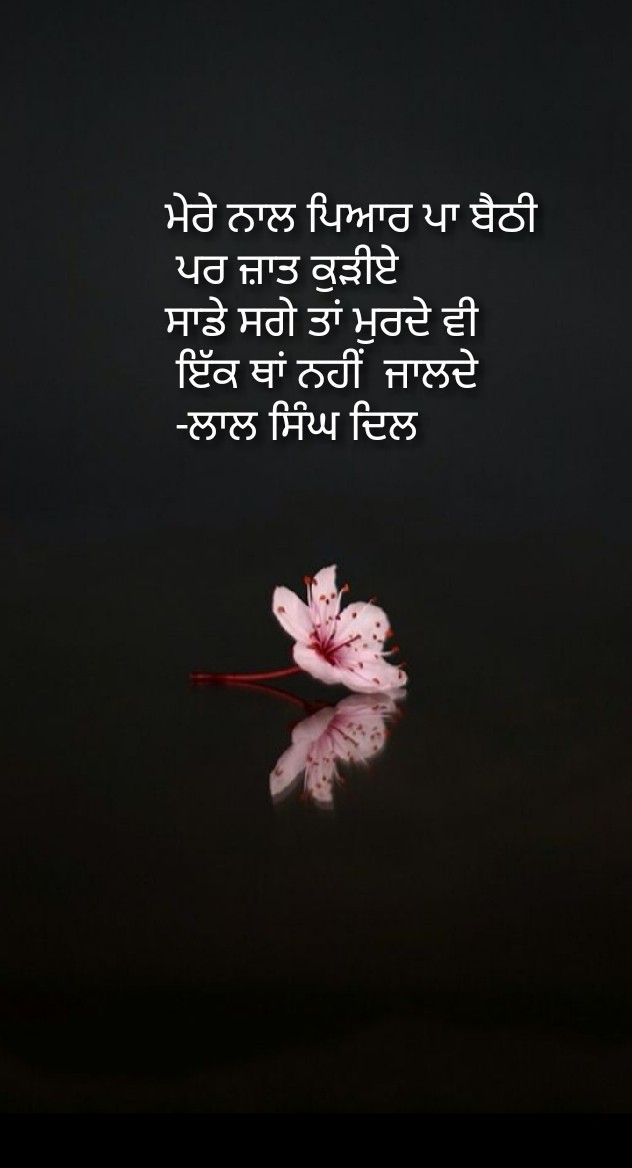 Pin by Khushi on hhhh | Words quotes, Punjabi quotes, Life