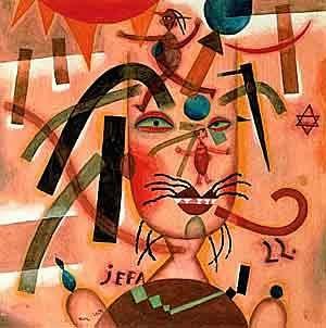 """""""Xul Solar es uno de los acontecimientos más singulares de nuestra época"""". Jorge Luis Borges (en catálogo de exposición de la Galería Samos en julio de 1949)."""