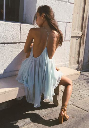 Love this dress. https://poshatplay.wordpress.com/2016/05/27/from-morocco-to-paris-to-l-a-springs-inspired-prints/ Backless Dresses