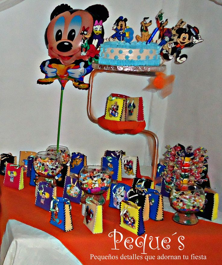 17 best images about goma eva on pinterest disney - Fiesta tematica mickey mouse ...