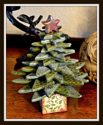 Learn how to make this Creative Paperclay® inspired Cookie Tree.  Go to www.creativepaperclay.blogspot.com and see the tutorial created by LeeAnn Kress of Charmed Confections.  Visit LeeAnn's website at www.charmedconfections.com.
