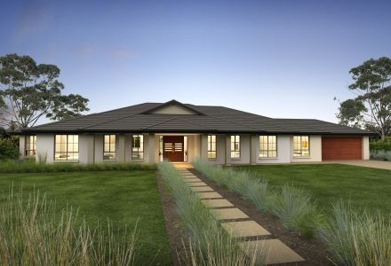 """The Maitland series cuts a new benchmark in the """"homestead or ranch"""" style home. The Maitland 40 is the largest in the series and is the perfect design for a large frontage, or acreage site.   Designed for families wanting a spacious and luxurious single storey home the Maitland is also available in a smaller version, The Maitland 29."""