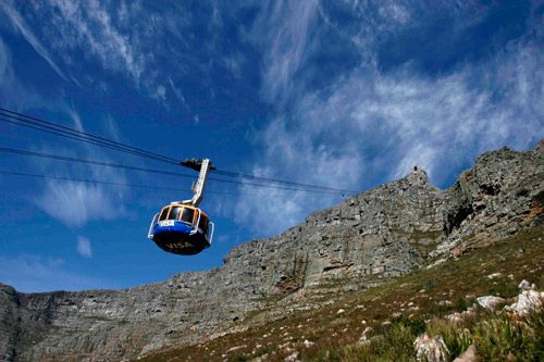 Cable Car to Table Mountain/ doin this in a month!!