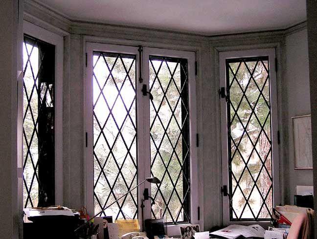 63 Best Tudor Windows Diamond Paned Windows Images On