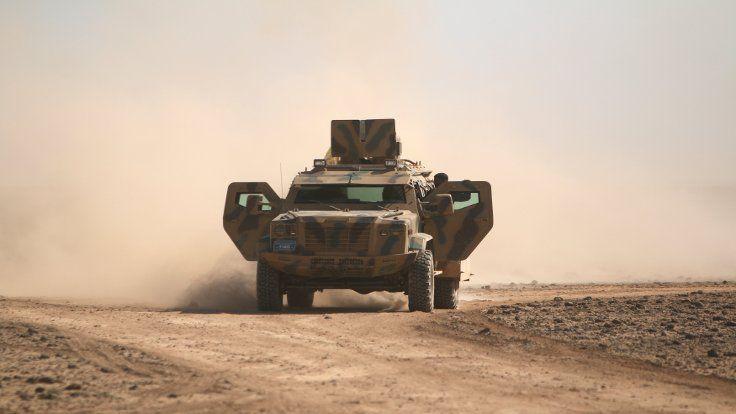 Gazete Duvar ///  ABD ordusu Rakka'da