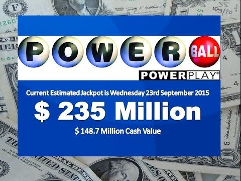 Lottery News: Winning numbers - Powerball jackpot jumps to $ 235 million - (More info on: https://1-W-W.COM/lottery/lottery-news-winning-numbers-powerball-jackpot-jumps-to-235-million/)