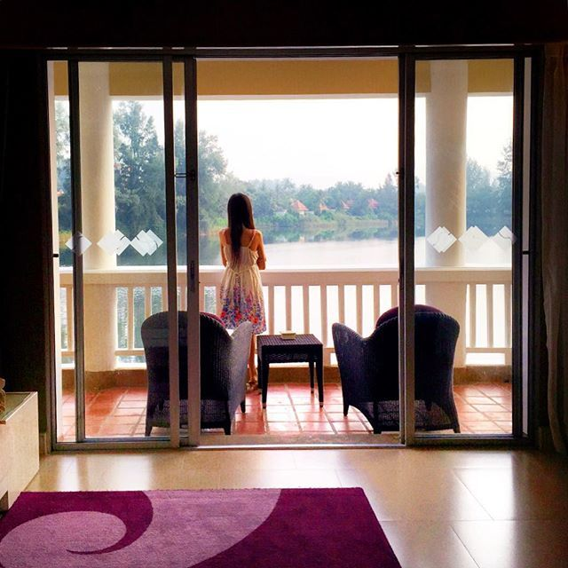 Laguna Premier Room  Repost from @ChocolateMuiMui