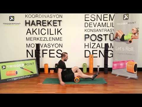 Hamstring Doku Elastikiyeti Egzersizleri (Myofascial ...