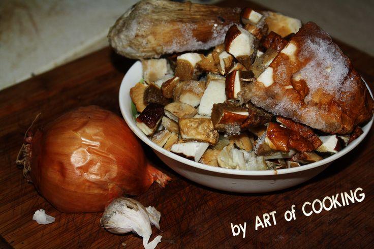 Funghi - mushroom