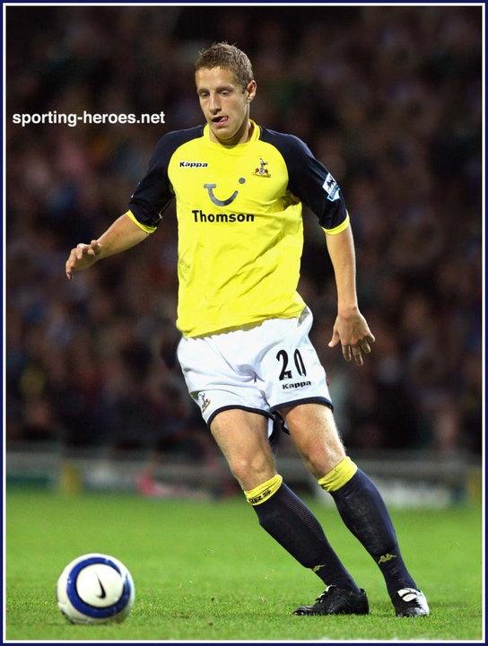 Michael DAWSON Tottenham Hotspur