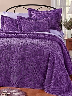 Best 25 Purple Bedspread Ideas On Pinterest Purple