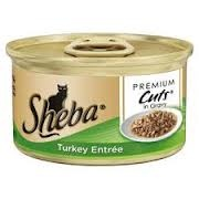 """To get a free 3oz can of SHEBA Cat food, click here to """"Like"""" Petsmart on facebook. Then click """"Free 3oz Can of Sheba Cat Food"""" and print your coupon. You can also get a free can of Innova dog food from Petsmart too, just click """"Free Can of Innov"""
