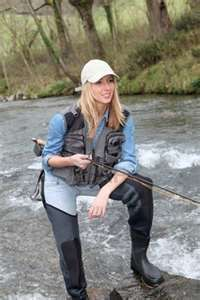 50 best images about women in waders on pinterest sexy for Best fly fishing waders
