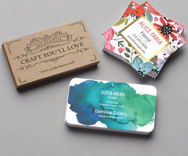 Vistaprint Business Cards Marketing Materials Signage More Online Printing Services Signage Marketing Materials