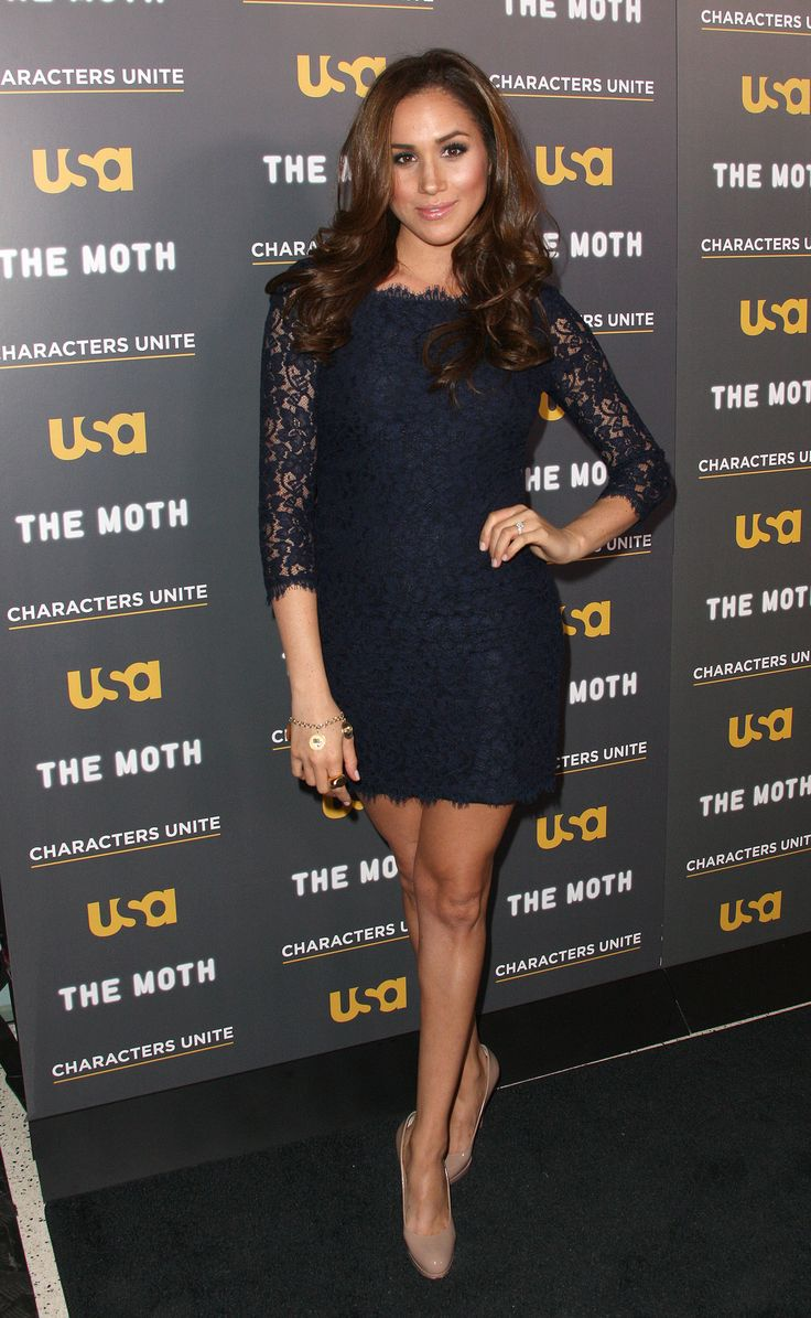 WEST HOLLYWOOD, CA - FEBRUARY 15: Actress Meghan Markle attends the USA Network's and The Moth's Storytelling Tour 'A More Perfect Union: Stories of Prejudice and Power' at the Pacific Design Center on February 15, 2012 in West Hollywood, California. (Photo by Frederick M. Brown/Getty Images) via @AOL_Lifestyle Read more: https://www.aol.com/article/entertainment/2017/07/15/meghan-markle-tightened-security/23031685/?a_dgi=aolshare_pinterest#fullscreen