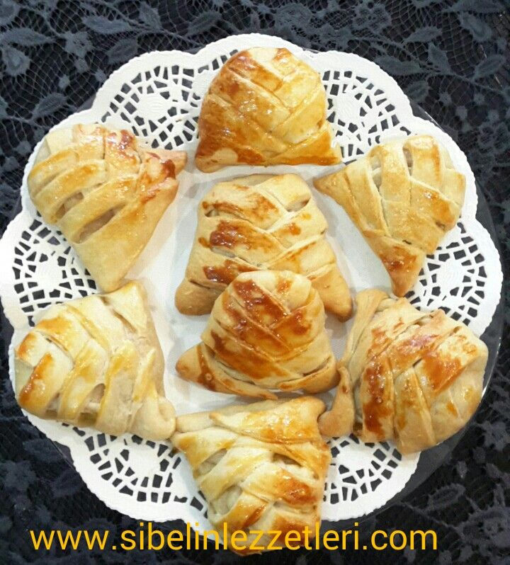 Patatesli Örgü Poğaçalar