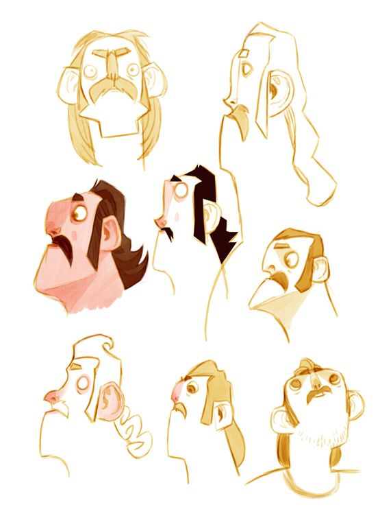 hadi characters & sketches ★ Find more at http://www.pinterest.com/competing/