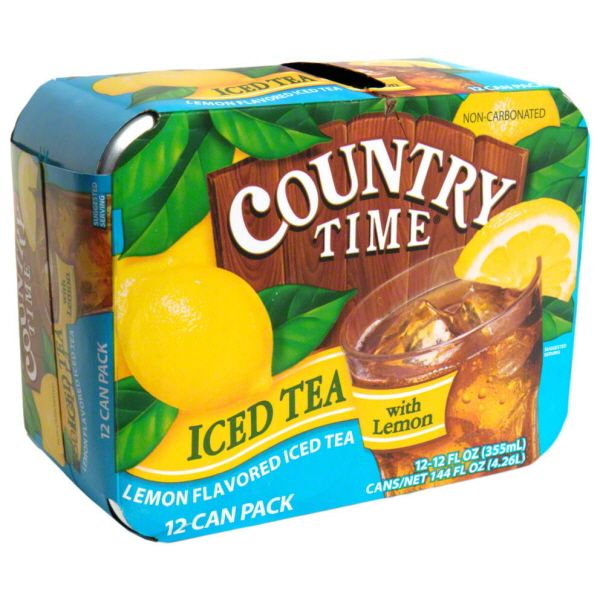 Country Time Iced Tea, Lemon