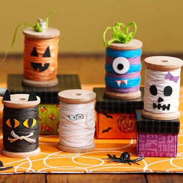 33 Best Repurposing Spools Big And Small Images On