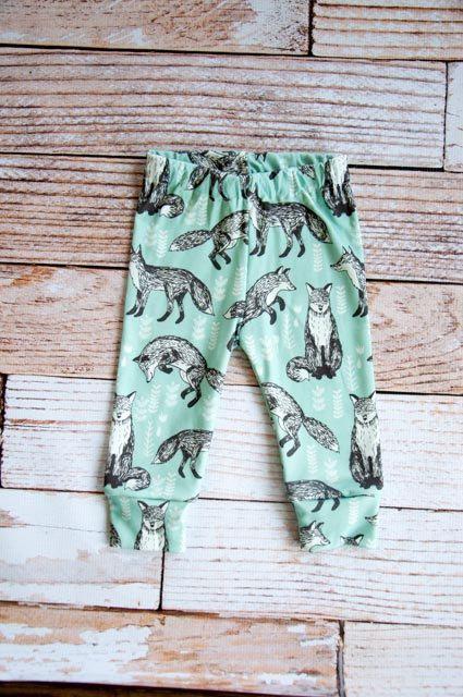 organic baby leggings baby pants baby leggins toddler by holdyoume, $28.00