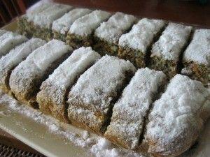 Carrot-poppyseed cake - Hungarian recipe