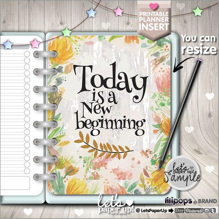 60%OFF - Planner Insert, Printable Planner Insert, Planner Divider, Planner Quotes, Planner Dashboard, Kawaii Planner, Inspirational