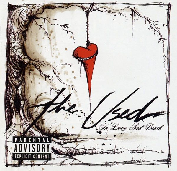 The UsedAlbum Covers, Favorite Music, The Using, Cd Covers, Death, The Used, A Tattoo, Covers Art, Album Art