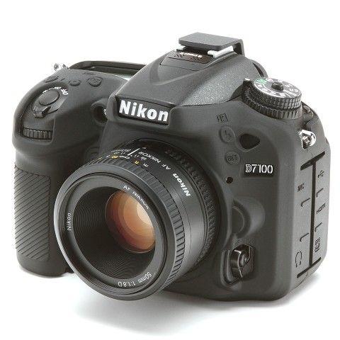 EasyCover Nikon D7100, D7200 Black