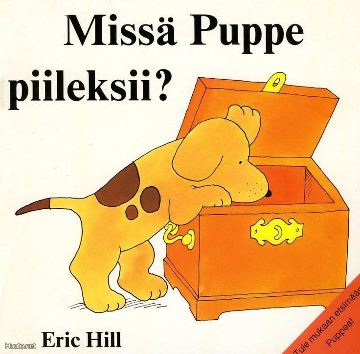 Eric Hill: Missä Puppe piileksii? (1)