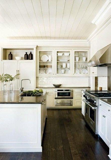 33 best Dark Island White Cabinets images on Pinterest Dream