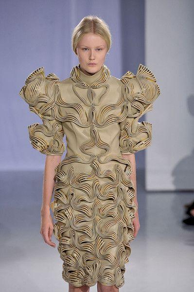 Iris Van Herpen - Couture Fall 2011