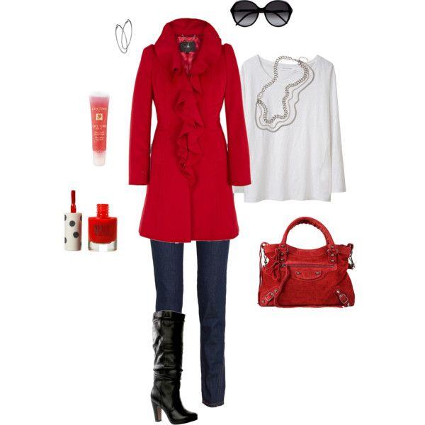 red coat - lisaland