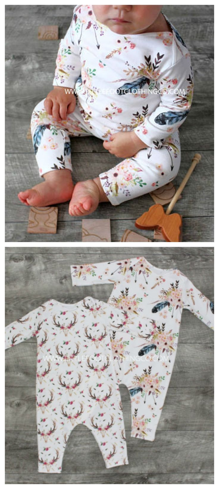 Baby girl romper, baby girl clothes, organic romper, organic baby clothes, boho clothing, boho romper, boho flowers, infant clothing - Are You A Boho-Chic? Check out our groovy Bohemian Fashion collection! Our items go viral all over the internet. Hurry & https://presentbaby.com