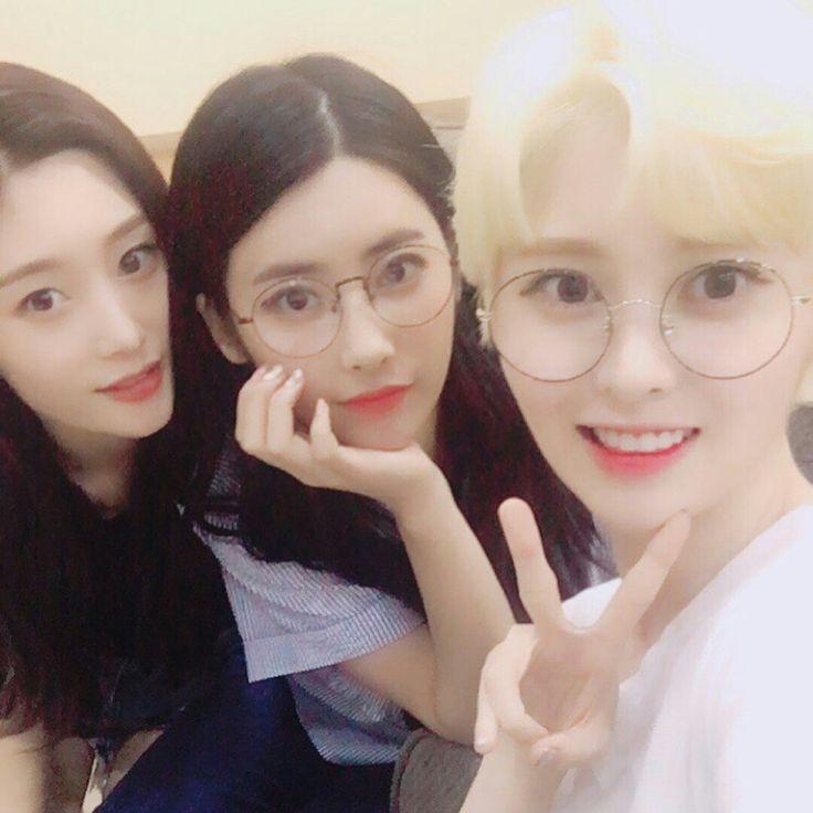 [DIA] Chaeyeon, Huihyeon & Yebin at kbshongkira