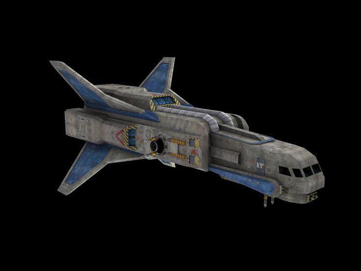 sci fi space shuttle craft - photo #35