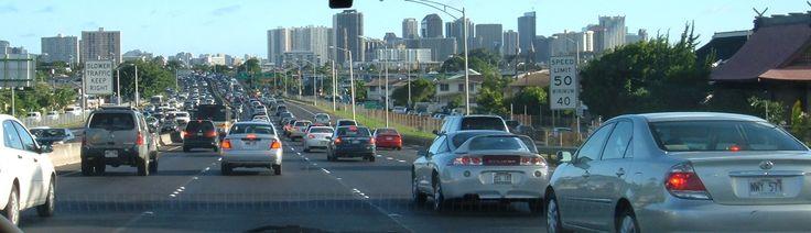 州間高速道路H-1号線 ◆ハワイ州 - Wikipedia https://ja.wikipedia.org/wiki/%E3%83%8F%E3%83%AF%E3%82%A4%E5%B7%9E #Hawaii
