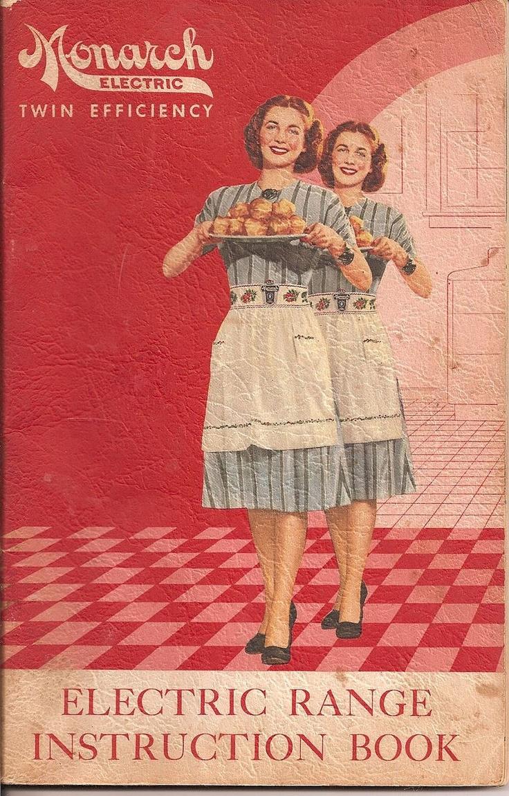 34 Best Images About Vintage User S Manuals On Pinterest