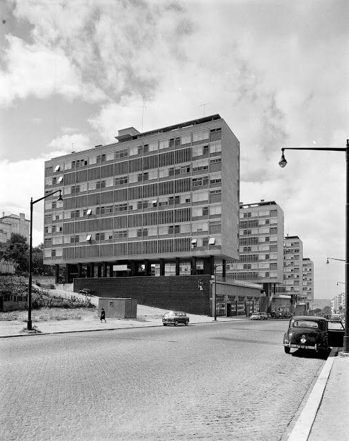 Alberto Pessoa, Lisboa