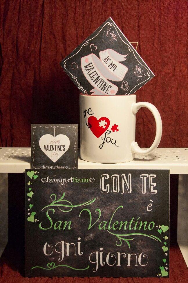 Idee regalo per San Valentino :se ami qualcuno devi dirglielo! lavagnettiamo@gmail.com