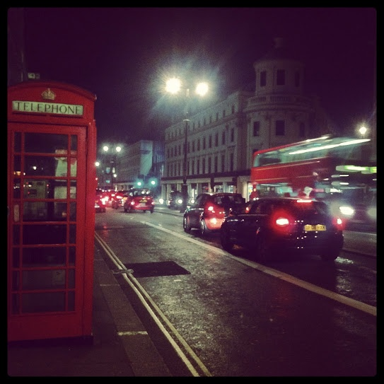 This is #LONDON, baby!