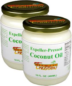 Tropical Traditions is a Great On-Line Source for Pure Coconut Oil and Organic Food