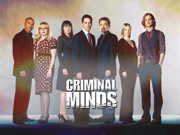 Criminal Minds Criminal minds season 7, Criminal minds