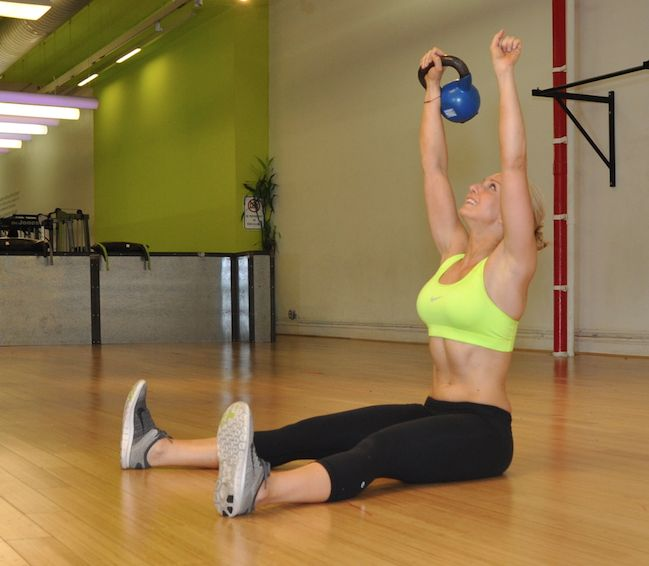 10 Best Kettlebell Exercises For Strong And Sculpted Abs: 233 Best Exercises To Try Images On Pinterest