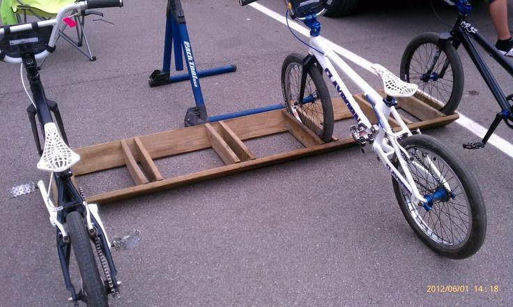 Homemade Bike Rack For Back Of Truck 2008 Keystone