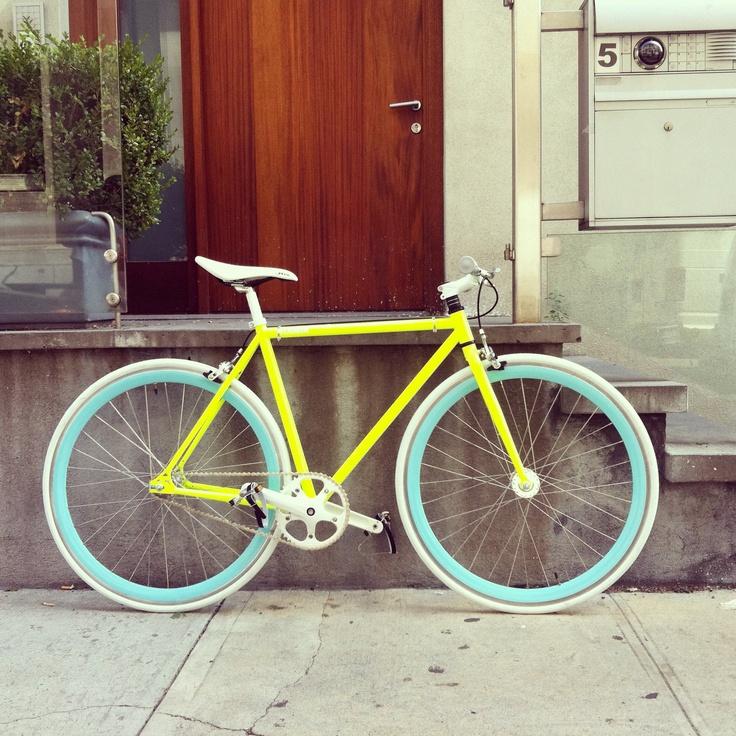 I want a bike please