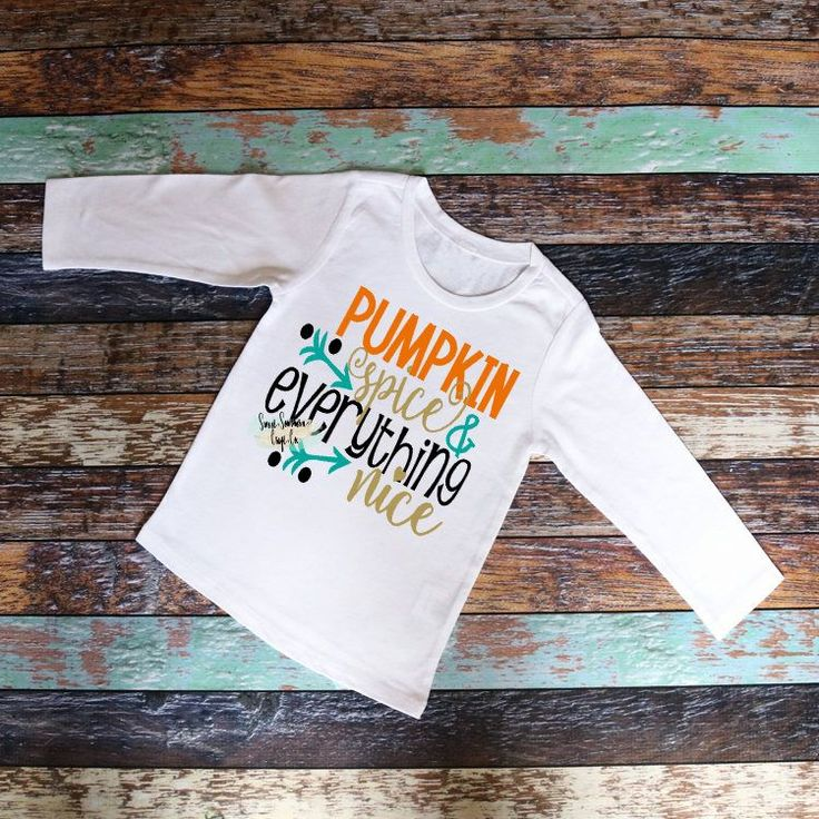 FREE SHIPPING***Pumpkin Spice & Everything Nice Girls Thanksgiving Shirt,Pumpkin Patch Outfit,PSL,Thanksgiving,Autumn,Youth and Baby Shirt by SweetSouthernCraftCo on Etsy