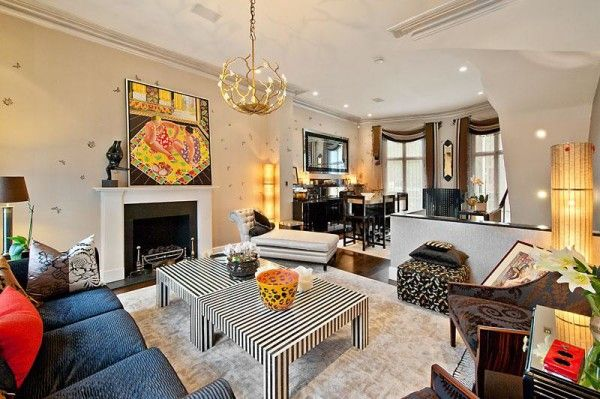 Contemporary Home Interior from Amazing Living Room Ideas to Make Houses Become Elegant and Modern 600x399 Amazing Living Room Ideas to Make Houses Become Elegant and Modern