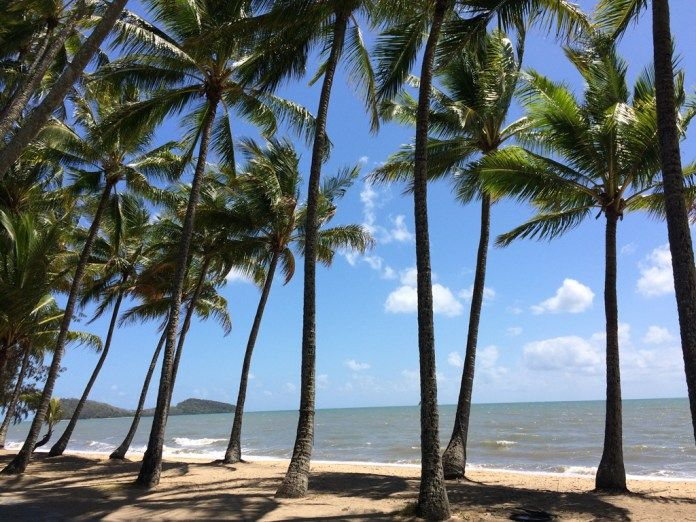 Palm Cove Beach, Queensland, Australië