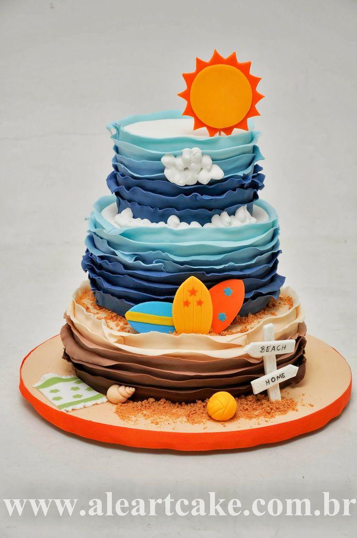 Cake Design Para Homem : AleArt Cake Design Bolo de meninos Pinterest Design ...