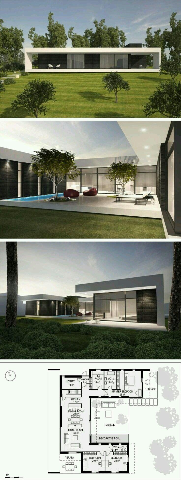 Looks like a good design Modern House